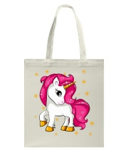 PURPULE UNICORN CUTE SHIRT 2018 Tote Bag thumbnail