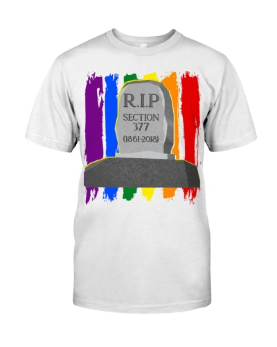 SECTION 377 OF THE INDIAN PENAL CODE Shirt