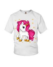 PURPULE UNICORN CUTE SHIRT 2018 Youth T-Shirt thumbnail