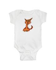 Le chat orange Onesie thumbnail