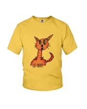 Le chat orange Youth T-Shirt thumbnail