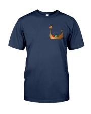 Titgren le petit drakkar Classic T-Shirt front
