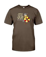 Otto Graff Le viking Premium Fit Mens Tee front