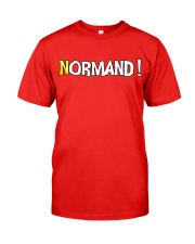 Normand - Version masculine Classic T-Shirt front