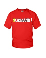 Normand - Version masculine Youth T-Shirt tile