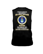 2 Percent of Americans Sleeveless Tee thumbnail
