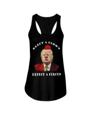 Elect A Clown Ladies Flowy Tank thumbnail
