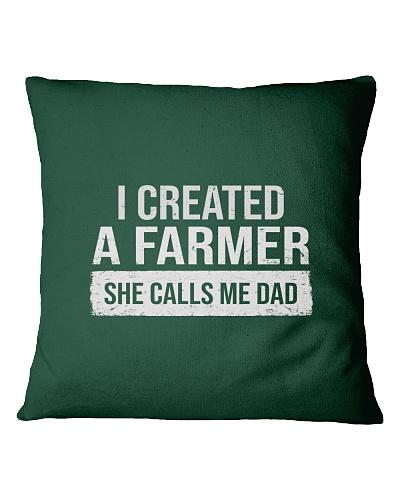 I CREATED A FARMER SHE CALLS ME DAD