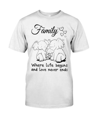 Elephant - Family