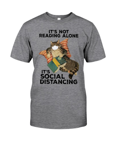 It's not reading alone