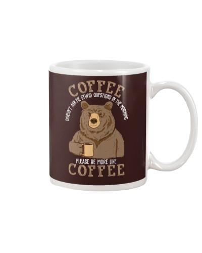 Coffee - Bear