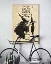 To be a witch 16x24 Poster lifestyle-poster-7