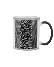 Unknown Pleasure Color Changing Mug thumbnail