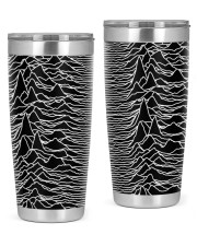 Unknown Pleasure 20oz Tumbler front