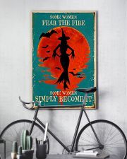 Some women fear the fire 16x24 Poster lifestyle-poster-7