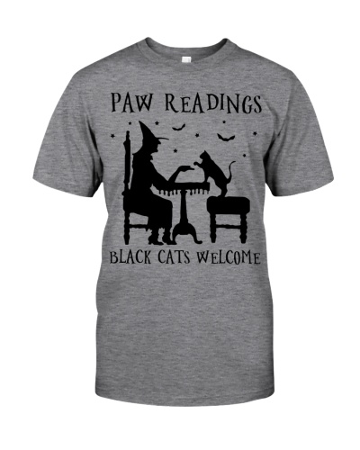 Paw readings