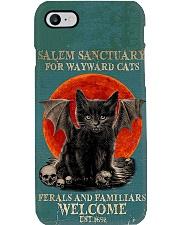 Salem Sanctuary Phone Case i-phone-8-case