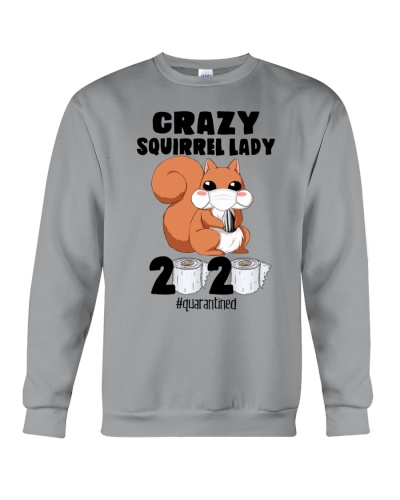 crazy squirell lady 2020