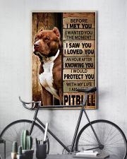 I am your Pitbull 16x24 Poster lifestyle-poster-7