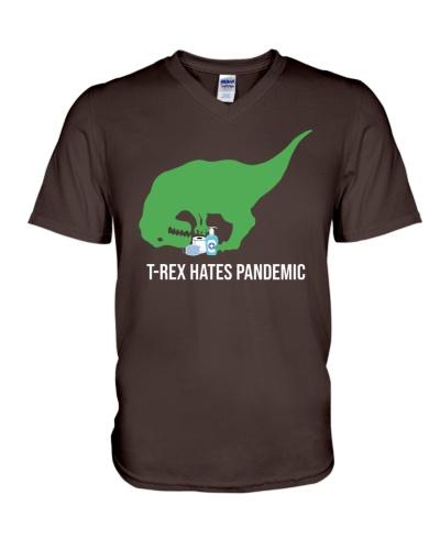 T-rex hates pandemic