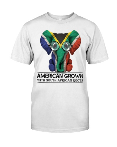 American Grown with South African root