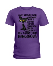 Old Cranky and Dangerous Ladies T-Shirt thumbnail