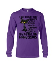 Old Cranky and Dangerous Long Sleeve Tee thumbnail
