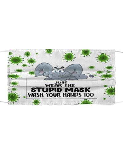 Just wear mask