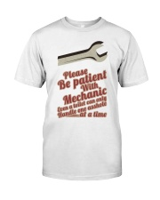 Please be patient with mechanic Classic T-Shirt thumbnail