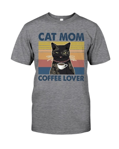 Cat mom - Coffee Lover