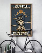 We are the granddaughters of the witches 16x24 Poster lifestyle-poster-7