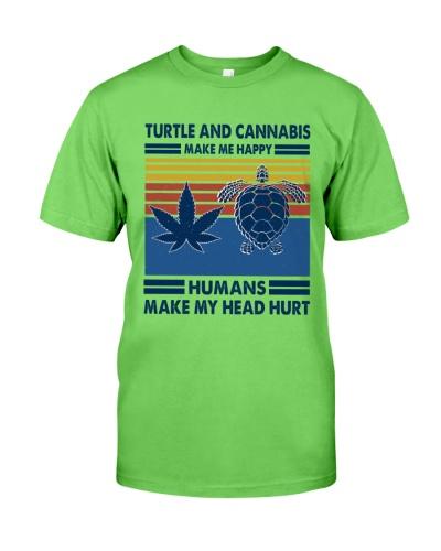 Turtle Make Me Happy
