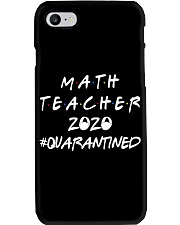 Math Teacher Phone Case tile