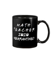 Math Teacher Mug tile