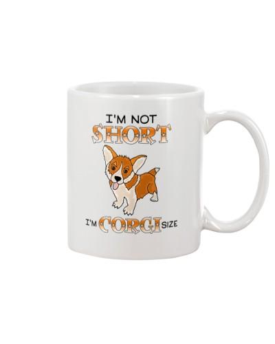 corgi sho mug
