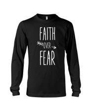 Faith Over Fear Long Sleeve Tee thumbnail