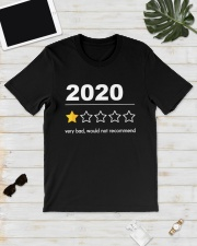 2020 Not Recommended Classic T-Shirt lifestyle-mens-crewneck-front-17
