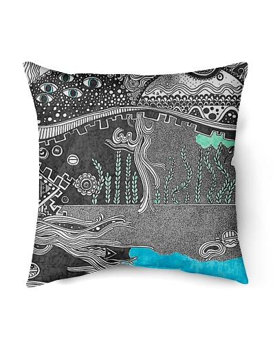 Line Art Pillows