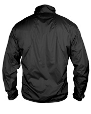 Snow and Flow Hockey Design Lightweight Jacket back