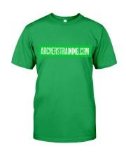 Archerstraining design Classic T-Shirt front