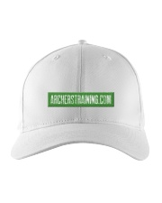Archerstraining design Embroidered Hat front