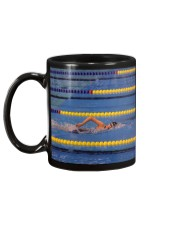 Swimming Lane Mug back