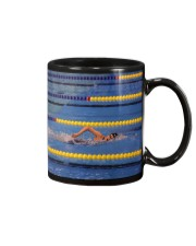Swimming Lane Mug front