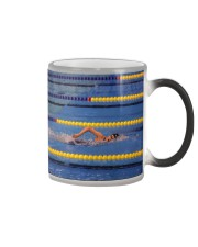 Swimming Lane Color Changing Mug thumbnail