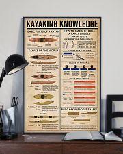 Kayaking Knowledge 11x17 Poster lifestyle-poster-2