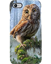 Owl - Forest Phone Case i-phone-7-case