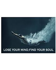 Swimming - Lose Your Mind Find Your Soul 17x11 Poster front