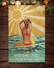 Surfing And She Lived Happily Ever After  11x17 Poster aos-poster-portrait-11x17-lifestyle-22