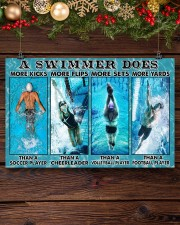 Swimming Swimmers 17x11 Poster aos-poster-landscape-17x11-lifestyle-27