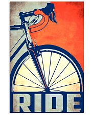 Cycling Ride 11x17 Poster front